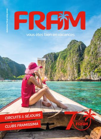 Circuits & Séjours Club FRAMISSIMA - Automne/Hiver 2019-2020