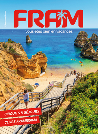 Brochure FRAM - Circuits & Séjours Club FRAMISSIMA - Printemps/Été 2020