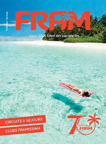 Circuits & Séjours Club FRAMISSIMA - Printemps/Eté 2019