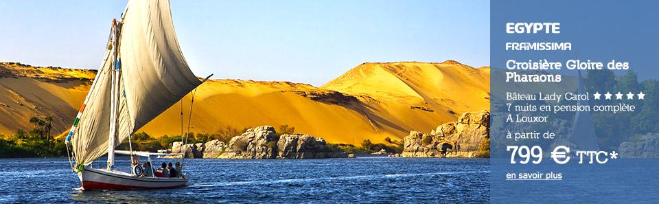 EGYPTE - Louxor - À partir de 799 € * TTC