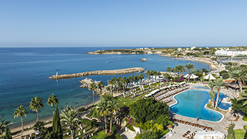 Coral Beach Resort*****� Paphos - REVE VOYAGES