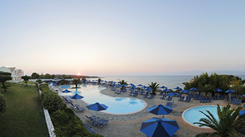 Mare Blue Beach  � Agios Spyridonas - ROMAND VOYAGES