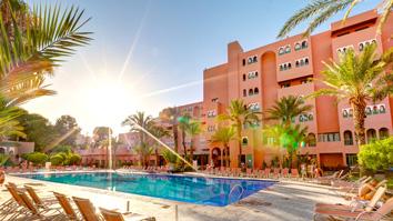 Les Idrissides (Labranda Rose)**** à Marrakech - CENTRE OUEST TOURISME