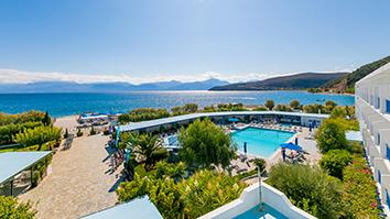 Delphi Beach*** àErateini - FONTANA TOURISME
