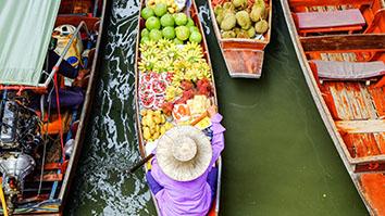 Fram CircuitsLes capitales du Siam***à Bangkok  - CENTRE OUEST TOURISME